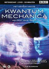 Secret Of Quantum Mechanics (BBC) Jim Al-Khalili DVD