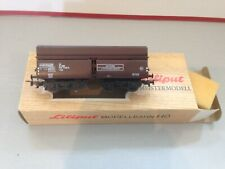 Liliput HO Gauge 220 00/22200 Self-Unloading Wagon Db boxed