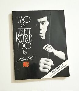 Tao of Jeet Kune Do by Bruce Lee  1975 Paperback