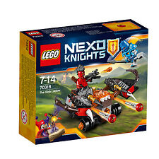 70318 LEGO Nexo Knights The Glob Lobber Ages 7-14 & 95 Pieces / New for 2016