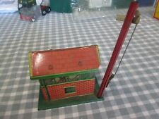 Brimtoy Tinplate Signal Box-Unboxed