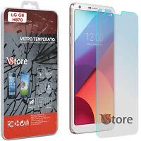 "Pellicola In Vetro Temperato Per LG G6 H870 Proteggi Salva Display LCD 5,7"""