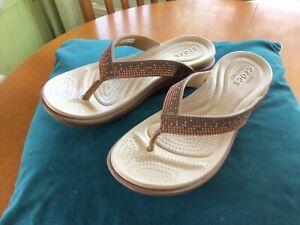Crocs Dual Comfort Ladies Uk Size 6 (8)