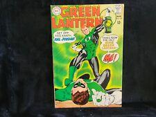 GREEN LANTERN #59 1ST APPEARANCE OF GUY GARDNER  NOT GRADED