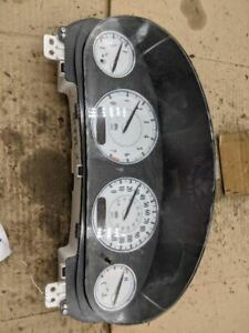 Speedometer Cluster US Market MPH Fits 99-01 LHS 303822