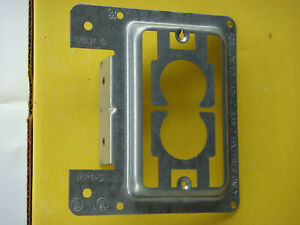Box of 25 Erico Caddy MP1S Low Voltage Mounting Plates, FREE SHIPPING!!!!!!!