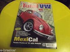 TOTAL VW MAGAZINE NOVEMBER 1999 #c3