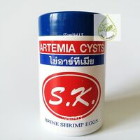 NEW Best S.K. Artemia Cysts Brine Shrimp Egg for Shrimp Fish Premium Quality