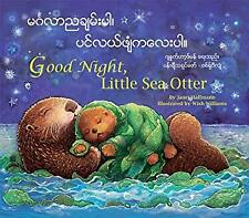 Good Night, Little Sea Otter (Burmese/English) by Halfmann, Janet
