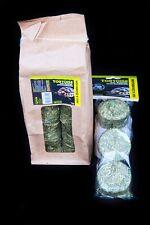 Komodo Tortoise Cookies - Hay and Dandelion or Vegetable - tortoises treat food