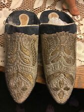 Vintage Embroidered Shoes