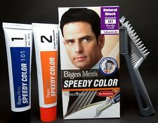 Bigen Men Speedy Color Hair Dye Natural Black 101 Cream