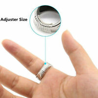 Ring Size Adjuster Clear Snuggies Insert Guard Tightener Reducer Resizing Fitter