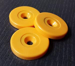 3x NFC Tag mit MIFARE Classic® Chip - 1k Schraubtag gelb - Size M ylw screw tag
