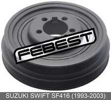Crankshaft Pulley Engine For Suzuki Swift Sf416 (1993-2003)