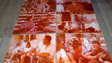 COMMENT YUJKONG DEPLACA .. ! rare photos luxe cinema lobby cards chine 1975