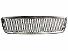 Volvo S/V70 1998 to 2000, C70 1998 to 2005 Chrome Frame/Black Mesh Grille