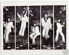 B/W Photo John Travolta 8x10 #646 Saturday Night Fever Five Dancing Views 1977