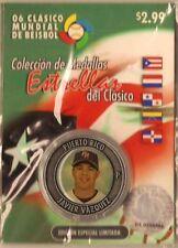 JAVIER VAZQUEZ Baseball World Classic Puerto Rico 2006 Limited Edition PONCE