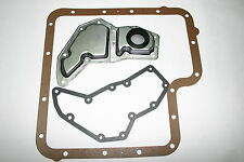4x4 C6 Filter Kit Automatic Transmission C-6 Ford Lincoln Mercury Pan Gasket 73-