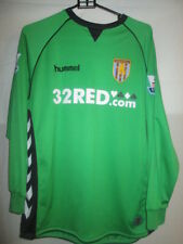 "Aston Villa 2006-2007 Goalkeeper Football Shirt Goodridge Size 30""-32"" /5043"