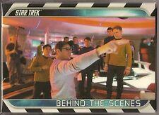 Star Trek Movie XI 2009 Behind The Scenes Set B1-B6