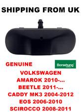 GENUINE FRONT SPRAYING WASHER JET NOZZLE VW AMAROK BEETLE CADDY MK3 EOS SCIROCCO