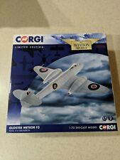 Corgi Gloster Meteor F3, Yq-Q, 616 Squadron Aa27402 1:72