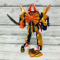 Bandai Power Rangers Super Samurai Clawzord Megazord Action Figure Rare