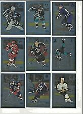 2000-01 O-PEE-CHEE TOPPS FOIL PARALLELS #/100 - STARS & SUPERSTARS YOU PICK