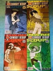 Cowboy Bebop #1-4 (of 4) Yutaka Nanten 2002 - Tokyopop