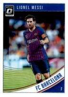 2018-19 Donruss Optic Soccer - Pick A Card