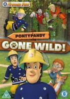 Fireman Sam: Pontypandy Gone Wild [DVD], DVDs