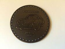Porsche 356 Coupe 1948 Genuine Coin Celebrating 60 Years of Porsche 2008 VGC
