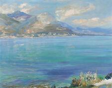 Lavery John Sir Beaulieu Canvas 16 x 20  #3442