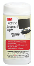 Electronic Equipment Cleaning Wipes 80/Pkg / NEW / Free Shipping