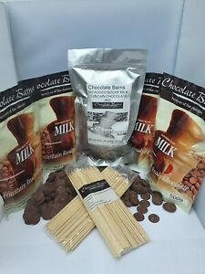 4 BAGS MILK FOUNTAIN CHOCOLATE + FREE CHOCOLATE + FREE SKEWERS + FREE DELIVERY