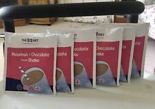 1:1 Diet CWP Products. 6 Hazelnut And Chocolate Flavour Shakes.