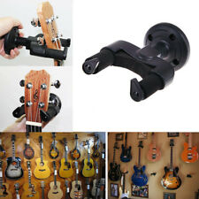 Guitar Wall Mount Hanger Stand Holder Hooks Display Acoustic Electric Bass NEW