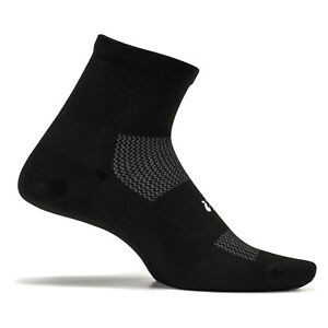 Feetures - High Performance Ultra Light - Quarter - Athletic Running Socks