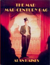 The Mad Mad-century Rag: Autobiography by Alan Haines.142-Page S/B. Free Post