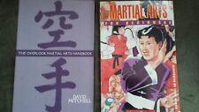 Martial Arts Books Lot: Ma for Beginners & Overlook Ma Handbook