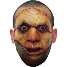 MENS SCARY ZOMBIE SERIAL KILLER LATEX TV FILM HALLOWEEN FANCY DRESS COSTUME MASK