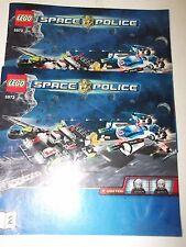LEGO ® Bauanleitung 5973 SPACE POLICE