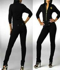 NWT DEREON 2 Piece OUTFIT SET Jacket Pants Skinny SWEATSUIT BLACK 3X PLUS