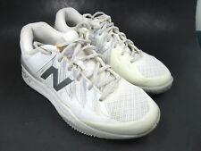 the latest 78ddd 16e64 NEW BALANCE NB 1006 Women s Tennis Shoes White Silver REVLITE US 7 M Pre  owned