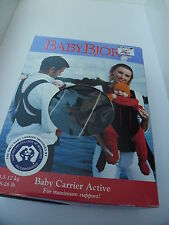 Baby Bjorn Active Baby Sling Carrier for Newborn Up To 12 Kilos