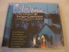 Ave Maria - The ultimate sacred Christmas Album, CD, Klassik