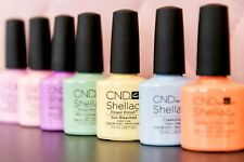 CND Shellac Power Polish | 7.3 ml | Choose your shade NEW BOXED