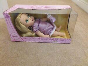 Disney Rapunzel Animator Baby Doll Brand New Boxed ~ Animators Collection.